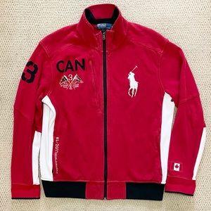 Polo Ralph Lauren Canada Sailing Jacket Men's L